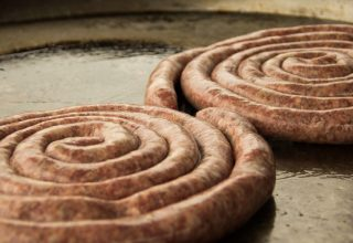 locally-made-cumbrian-sausages